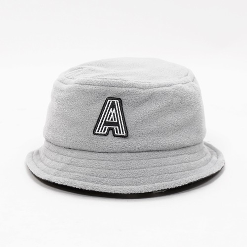 ANTEATER - Панама fleece Acab lightgrey