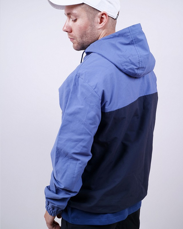 ANTEATER - Анорак Cotton combo-blue