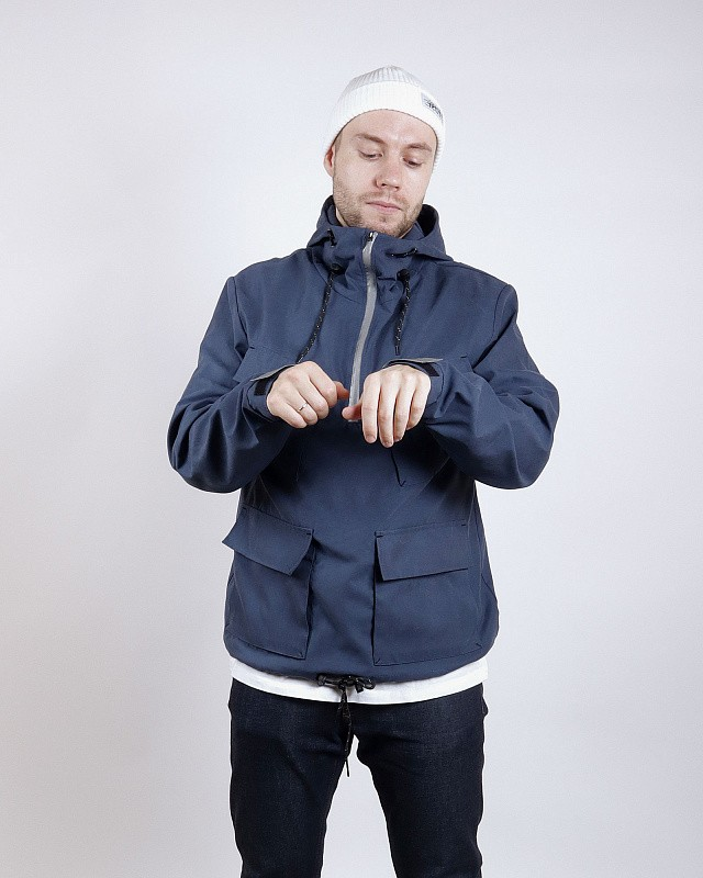 ANTEATER - Анорак cotton-rf navy