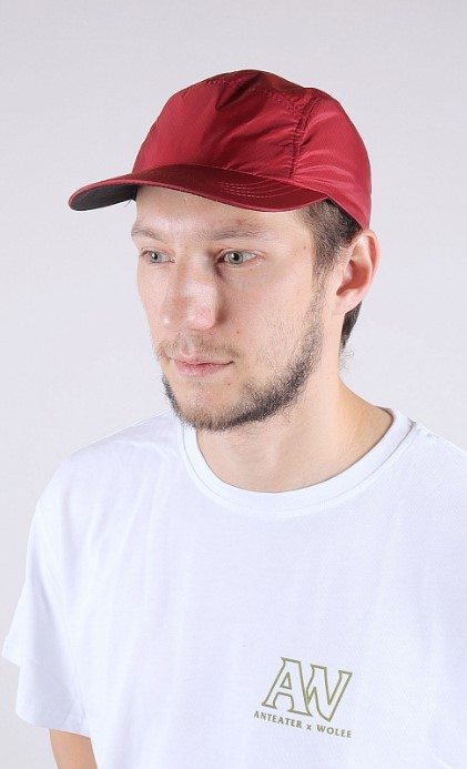ANTEATER - Кепка 5panel wolee bordo